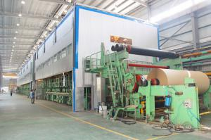 Small paper machine process requirements